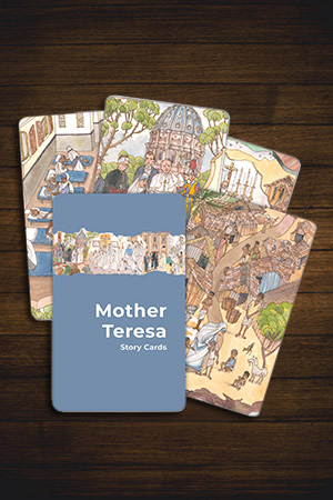 Mother Teresa Story Cards
