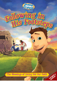 Brother Francis - Following In His Footsteps: The Blessings of Living out our Faith DVD