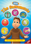 Brother Francis - The Sacraments: The Grace Within God's Gifts DVD