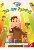 Brother Francis - You Are Special: The Blessings of God's Unique Love DVD