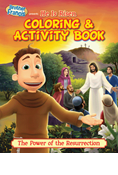 He is Risen: Coloring Activity Book
