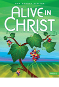 Alive In Christ Grade 3 Parish Student Book