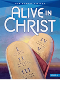 Alive In Christ Grade 4 School Student Book