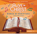 Songs of Scripture CD Grades 1-3