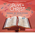 Songs of Scripture CD Grades 4-6