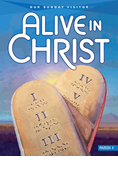 Alive In Christ Grade 4 Parish Student Book