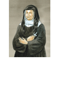 POF Card-Saint Louise de Marillac