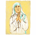 POF Card-Saint Teresa of Calcutta
