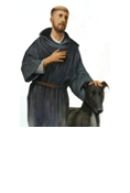 POF Card-Saint Dominic