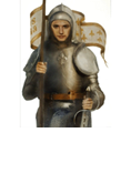POF Card-Saint Joan of Arc
