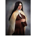 POF Card-Saint Teresa of Ávila