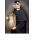 POF Card-Saint Mary Faustina Kowalska