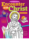 Encounter With Christ Reconciliation Child Book