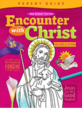 Encounter With Christ Reconciliation Parent Guide