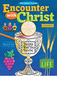 Encounter With Christ Eucharist Child Book