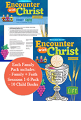 Encounter with Christ Catechist Led Family Pack