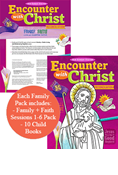 Encounter with Christ Reconciliation Catechist Led Family Pack