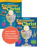 EWC Eucharist Parent Led Family Pack (10 Pack)