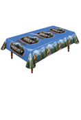 Rocky Railway VBS Table Cover