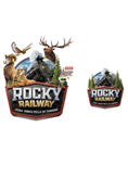 Rocky Railway VBS Iron-on Transfers Pkg/10