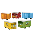 Rocky Railway VBS Decor Pop Up Boxcars Pkg/10