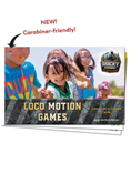 Rocky Railway VBS Games at a Glance Cards
