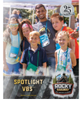 Rocky Railway VBS Spotlight VBS Leader Manual
