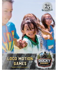 Rocky Railway VBS Games Leader Manual
