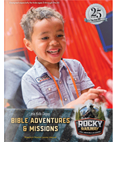 Rocky Railway VBS Bible Aventure Leader Manual