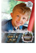 Rocky Railway VBS Craft & Play Leader Manual