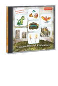 Treasured: Discovering You're Priceless to God Clip Art & Resource CD
