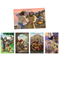 Treasured: Discovering You're Priceless to God Bible Story Posters