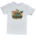 Treasured: Discovering You're Priceless to God Theme T-shirt Child Large (14-16)