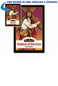 Stations of the Cross Prayer Booklet, Bilingual