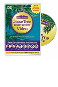 Jesse Tree Advent Activity Video DVD