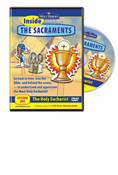Inside the Sacraments, Episode 1: The Holy Eucharist DVD
