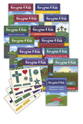 Kerygma 4 Kids Grade School Complete Set