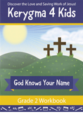 Kerygma 4 Kids Grade 2 Workbook with Stickers