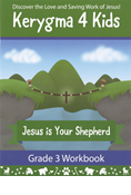 Kerygma 4 Kids Grade 3 Workbook with Stickers