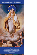 Our Lady of Fatima, Spanish