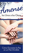 Love One Another: Finding Peace in a Divided Nation, Spanish