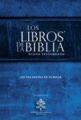 The Books of the Bible New Testament: Lectio Divina for Families, SPANISH