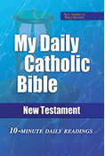 My Daily Catholic Bible: New Testament, NABRE