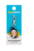Tiny Saints-St. Scholastica