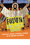 Fusion en la fe (Faith Fusion Bilingual Catechist Edition)