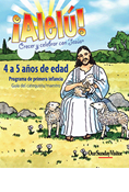 Allelu! Growing and Celebrating with Jesus 4-5 Year-Old Catechist/Teacher Guide, Spanish