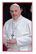 Prayer for Pope Francis, Spanish
