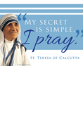Mother Teresa Magnet