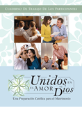 Together in God's Love: A Catholic Preparation for Marriage, Participant's Workbook Spanish, Revised