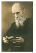 Blessed Solanus Casey Prayer Card, Spanish